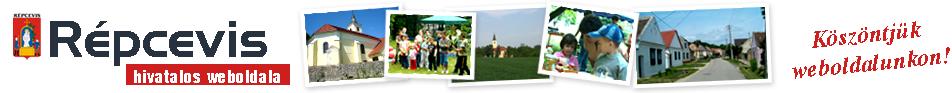 Répcevis község weboldal